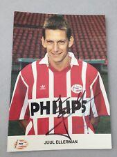 JUUL ELLERMAN   PSV EINDHOVEN  In-person signed Autogrammkarte 10 x 15