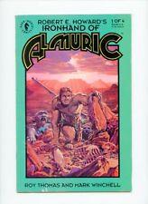 Ironhand of Almuric #1 Dark Horse Comics