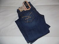 NEW! Women,s Amethyst Jeans Size 1 Short Low Rise Flare Lot#77
