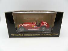 Ferrari 375 Indianapolis Alberto Ascari #12 1952 Brumm 1/43 F1 Formula 1