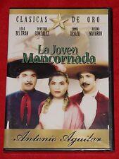 La Joven Mancornada (DVD,2005) Clasicas De Oro Antonio Aguilar Español Brand New