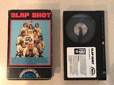 Slap Shot (BETA, 1980, MCA) Paul Newman, Michael Ontkean, Lindsay Crouse