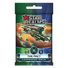 White Wizard Games Star Realms Command Decks The Pact Single Pack Card Game