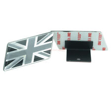 England United Kingdom UK Britain Grille Grill Emblem Badge Sticker For Mini