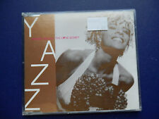 Yazz Where has all the love gone rare 3 track 1989 CD single