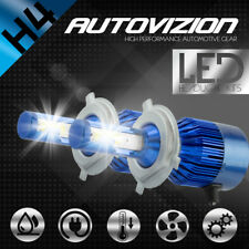 AUTOVIZION LED Headlight Conversion kit H4 9003 6000K 1997-1999 Toyota Tercel