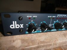 DBX 166A 2-Channel Stereo Compressor / Limiter 166-A