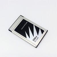 256MB PC Card Industrial Grade, PCMCIA PC CARD ATA 16MB 68 pin,SDP3B-256