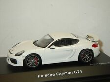 Porsche Cayman GT4 - Schuco 1:43 in Box *37570