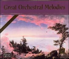 Great Orchestral Melodies 1995 by Aaron Copland; Leonard Ber . Disc Only/No Case