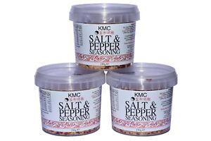 KMC Salt & Pepper Seasoning Mix - 250g x 3