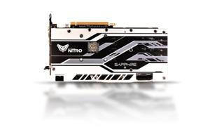 SAPPHIRE NITRO+ RADEON RX 570 4GB GDDR5 Graphic Card