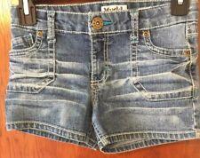 Mudd Girls Jean Shorts Size 10