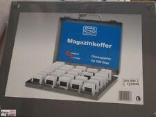 Cs Magazine Enna Allemagne Magazinkoffer 5x100 pour 500 Diapositives (