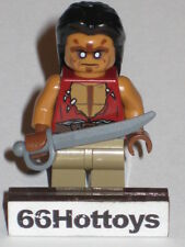 LEGO Pirates of the Caribbean 4195 Yeoman Zombie Mini Figure NEW