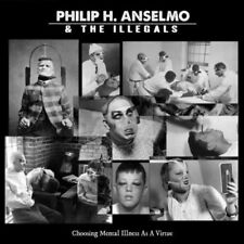 Anselmo, Philip H. And The Illegals - Choosing Mental Illness As A Virtue - CD -