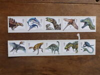 GREAT BRITAIN 2013 DINOSAURS POST n GO SET 10 MINT STAMPS