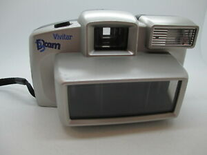 Vivitar 3DCAM 35MM stereoscopic Stereo 3D Lens System Camera