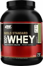 Optimum Nutrition 100%25 Whey Protein Powder 2.27kg Gold Standard ON Free Delivery
