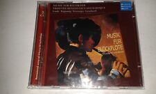 MUSIC FOR RECORDER FROM RENAISSANCE & BAROQUE 2CD HANDEL TELEMANN BACH