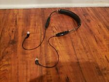 """Klipsch Reference R6 Neckband Earbuds Bluetooth Headphone """"ROUGH"""" condition"""