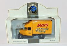 Lledo Promotional Models RARE Yellow Mars Van Lorry Quality Confectioners
