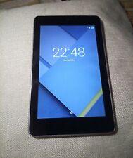 Asus Nexus 7 32Gb 2012 1st gen - warranty and cashback