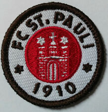 Aufnäher - der Klassiker in klein  , original FC St. Pauli Merchandise , 50mm