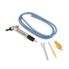 """1/8"""" Collet Air Micro Die Grinder Kit 120 Degree Grinding Pneumatic Tool MAG121N"""