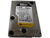 """WD (WD1002FBYS) 1TB 32MB Cache 7200RPM SATA 3.0Gb/s 3.5"""" Desktop Hard Drive"""
