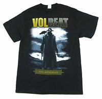Volbeat Hangman Black T Shirt New Official Band Merch