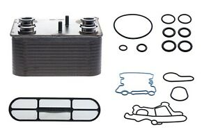 2003-2007 Ford F250 F350 F450 F550 6.0L V8 Diesel Engine Oil Cooler Kit OEM NEW