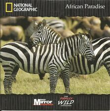 NATIONAL GEO - AFRICAN PARADISE - MIRROR PROMO DVD