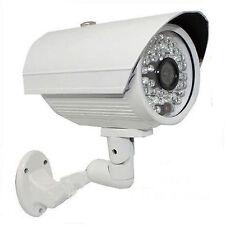 AM 1300TVL IR CUT 3.6mm Lens Outdoor Bullet Security Camera DVR System 48IR LEDs
