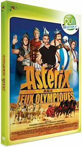 DVD : Asterix Jeux Olympiques - NEUF