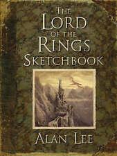 The  Lord of the Rings  Sketchbook: Portfolio by Alan Lee, J. R. R. Tolkien...