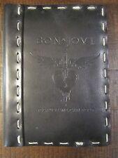 BON JOVI SOUVENIR Photo Album BECAUSE WE CAN TOUR PHOTO TOUR CONCERT 4X6 BOOK