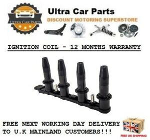 Genuine Lemark Ignition Coil - CP023 - 12 months warranty - Vauxhall Opel