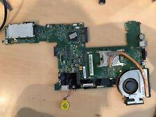 Carte mère Lenovo T530 + processeur i5-3e génération + ventilo