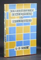 First Edition 1969 Wittgenstein's Conception of Philosophy K T Fann Hardcover DJ