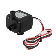 Mini Ultra Quiet Water Cooling Pump DC 12V 300L/H for Computer PC Water Cooler