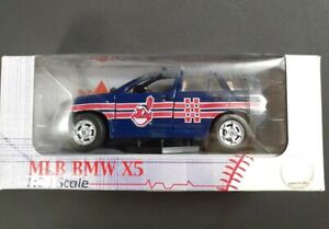 CLEVELAND INDIANS.. 1:24 SCALE.. FLEER .. NEW.. BMW