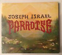 Joseph Israel 'Paradise' CD Roots Reggae - Brand New Sealed - Rare!