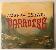 Joseph Israel 'Paradise' CD Roots Reggae - Brand New Sealed - Rare!