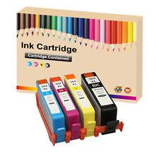 4 Ink Cartridges for HP 364XL Photosmart B109g B109n B110 B110a B110c B110d pc