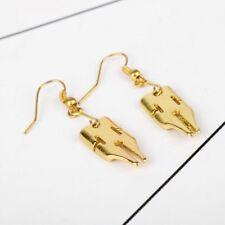 JoJo's Bizarre Adventure Kishibe Rohan Golden Earrings Ear Stud Cosplay Gift
