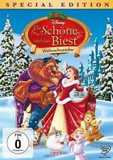 DVD - Die Schöne und das Biest - Weihnachtszauber - Special Edition - Neu/Ovp