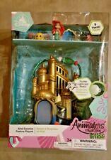WOW $34.88 Disney Animators Littles Ariel Little Mermaid Surprise Micro Playset