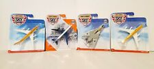 Matchbox Skybusters Boeing 747 400 and F14 Tomcat Lot of 4