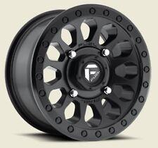 Fuelutv Vector UTV D579 15x7 4x136 ET38 Matte Black Rims (Set of 4)